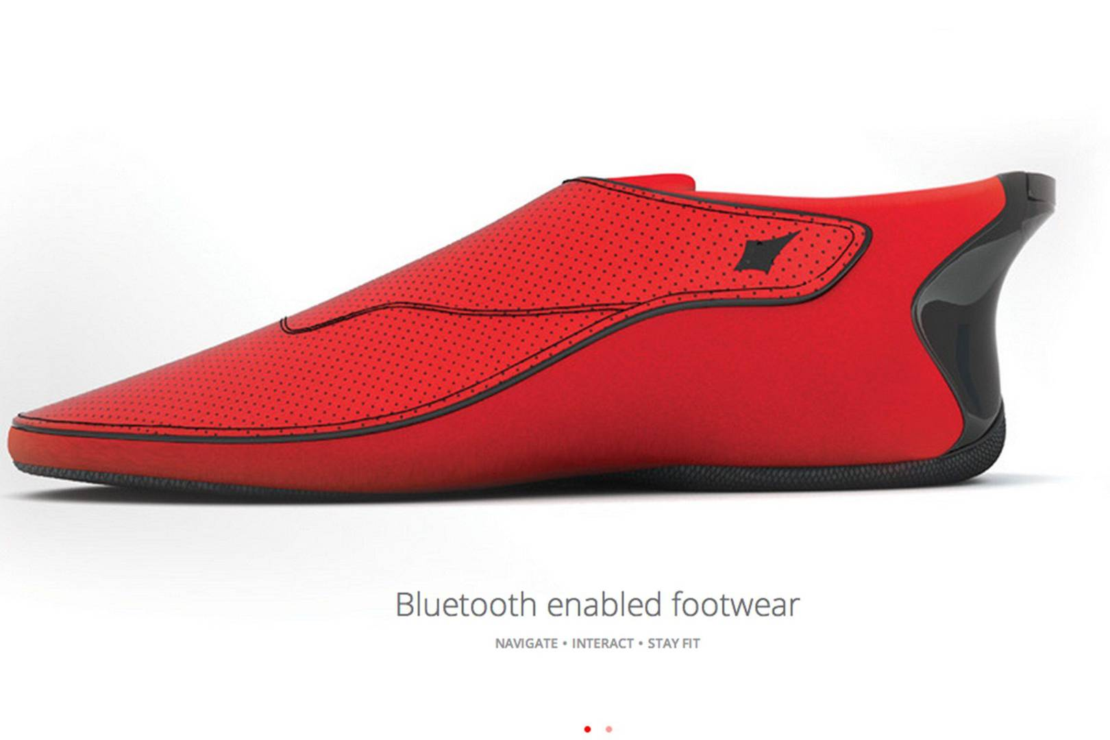 Smart shoes guide runners and the blind with vibrations | WIRED UK