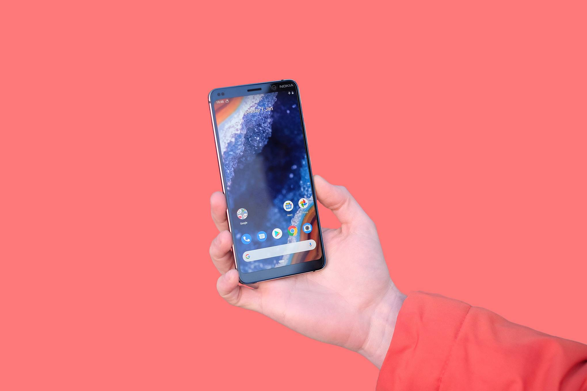 All the new phones at MWC 2019 from Samsung, Huawei, Xiaomi, Nokia
