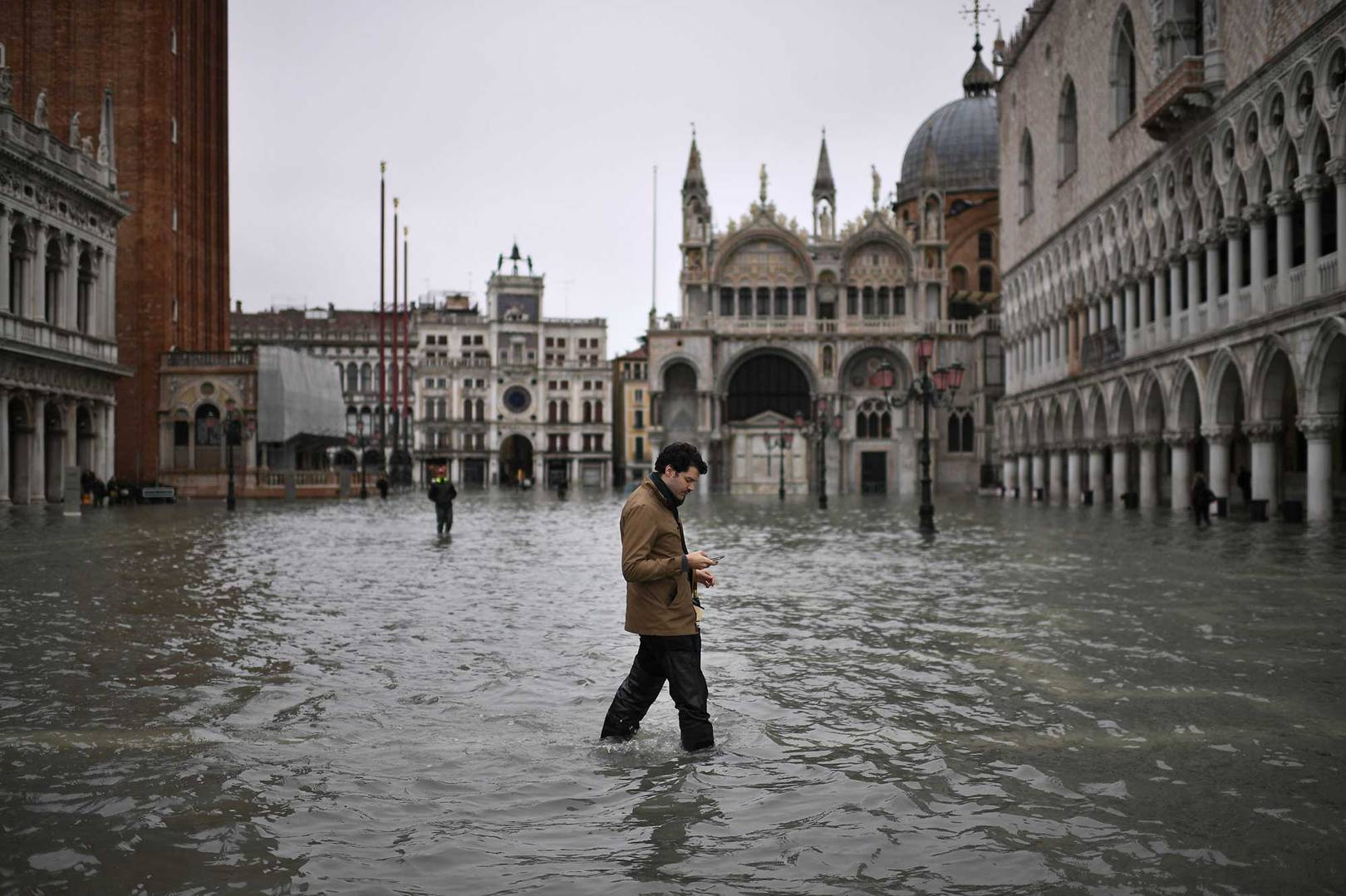 Corruption and delay drown Venice as it loses its fight against flooding