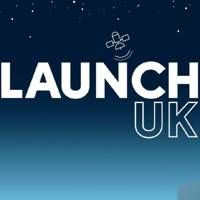 UK Space Agency Launch UK spaceport project logo