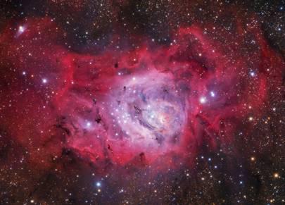 M8: Lagoon Nebula