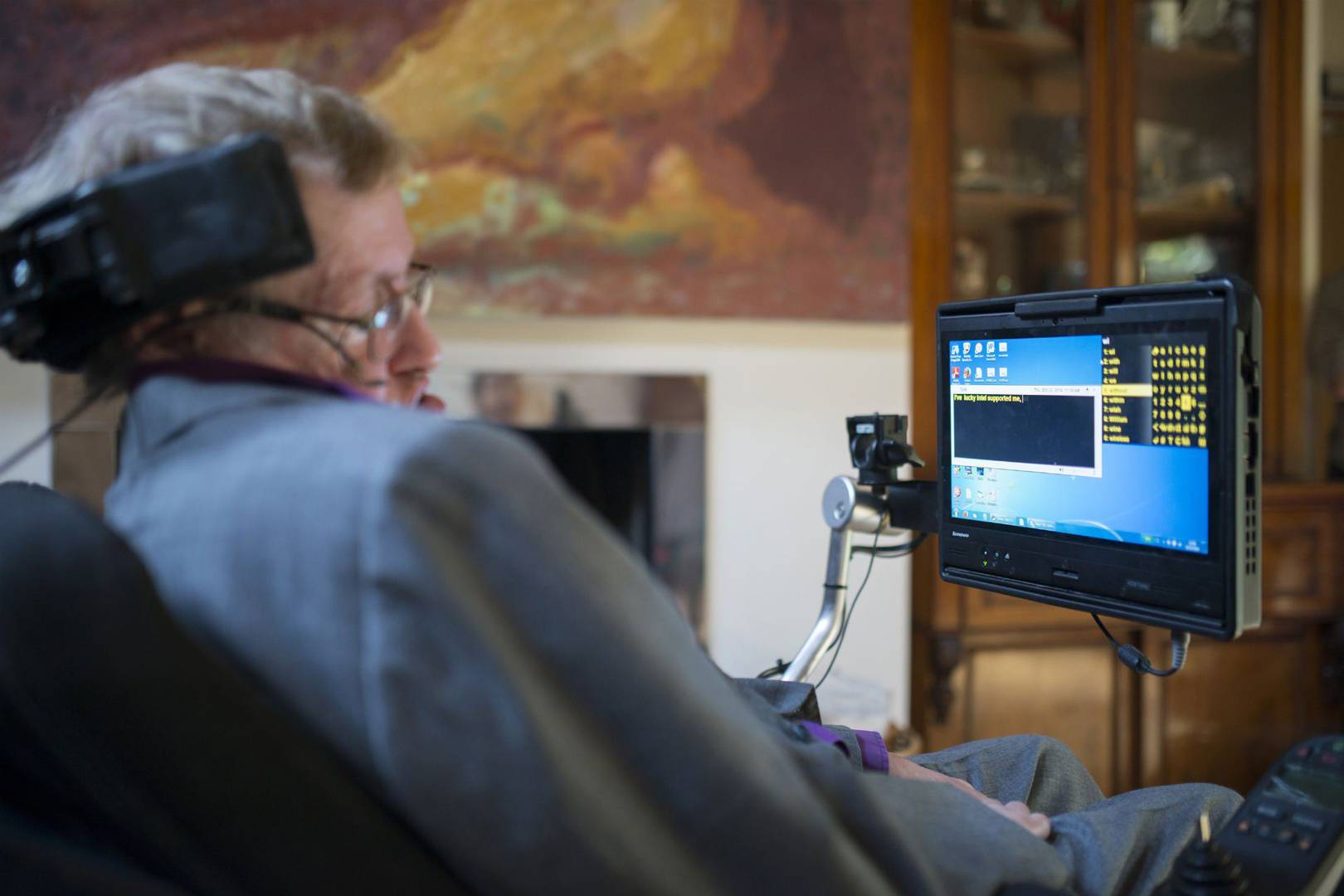 Stephen Hawking's speech software is now open source | WIRED UK