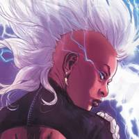 Victor Ibáñez's cover for the upcoming Storm series