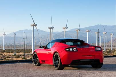 The Tesla Roadster 2.5