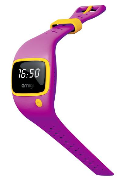 The watch has a built-in microphone, allowing parents to listen in on children at any time without their knowledge