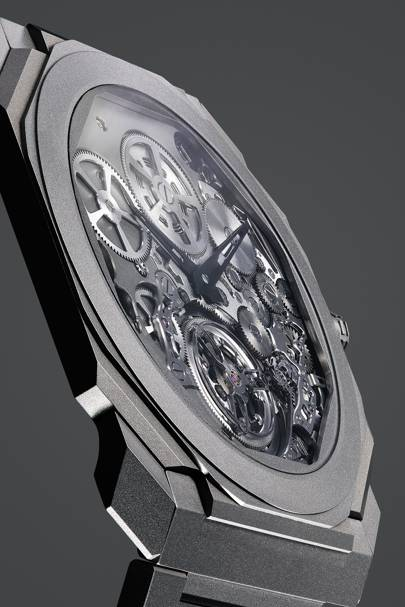 Micromechanics is creating a new breed of impossibly thin watches