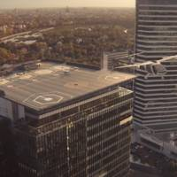 UberAIR / Uber Elevate flying taxi promo
