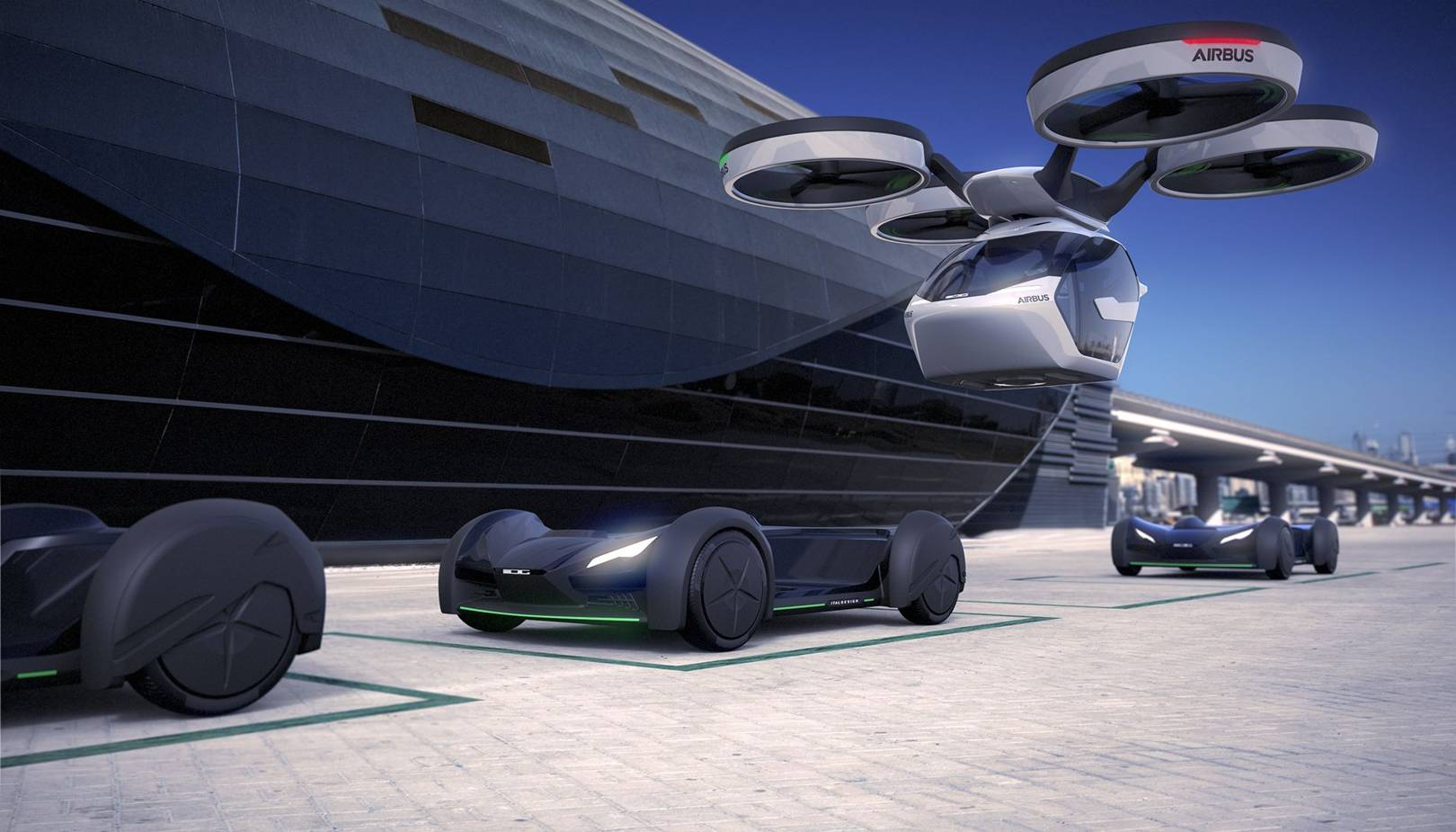 VTOL: how does vertical take-off and landing technology work | WIRED UK
