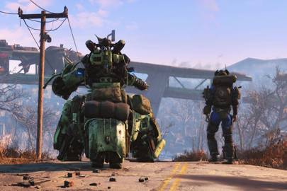 Fallout 4 DLC will let you battle robots and train monsters