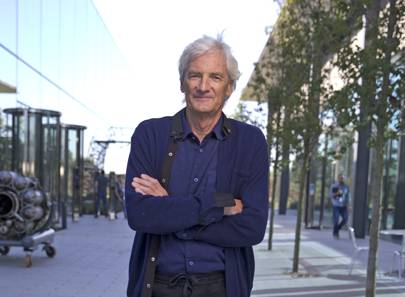 James Dyson on batteries, electric cars and the future of design