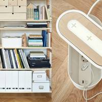 ikea introduces wireless charging range wired uk. Black Bedroom Furniture Sets. Home Design Ideas