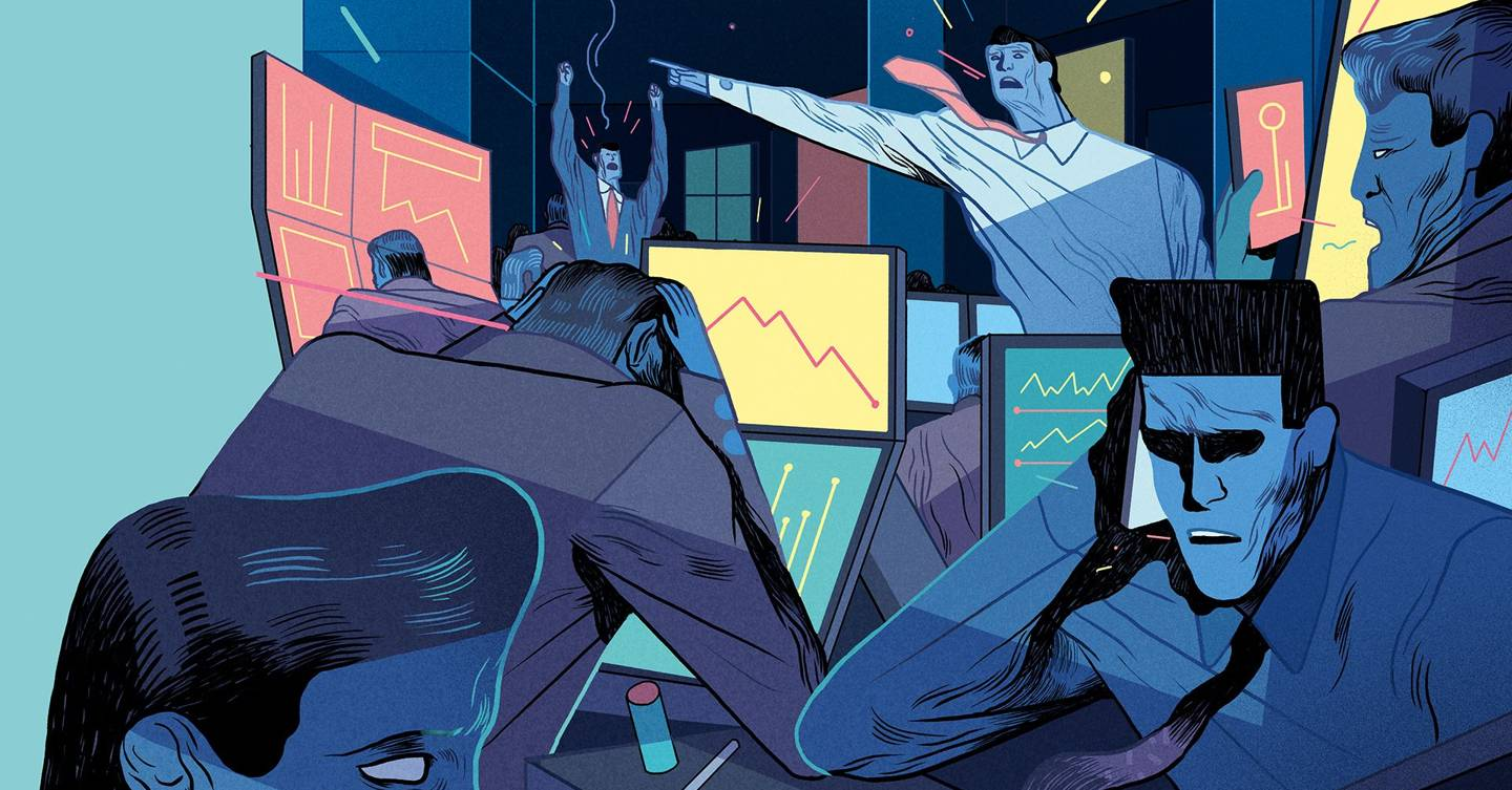 Hedge funds: how DIY funds are becoming algorithmic traders | WIRED UK