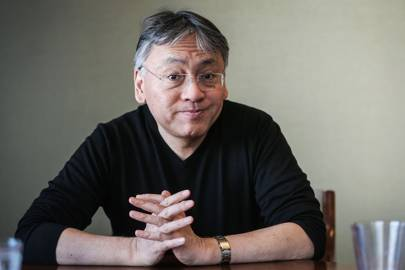 Author Kazuo Ishiguro Wins Nobel Prize for Literature