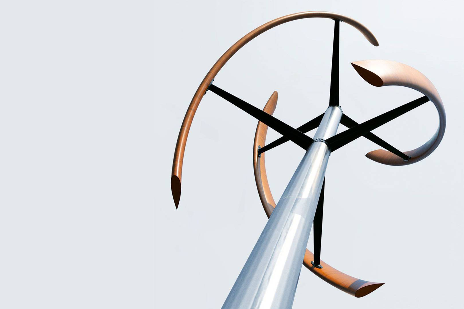 Enessere Wind Turbine Can Think For Itself Wired Uk