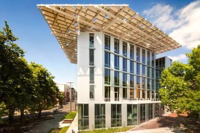 Net Zero Energy Office, Bullitt Center, Seattle