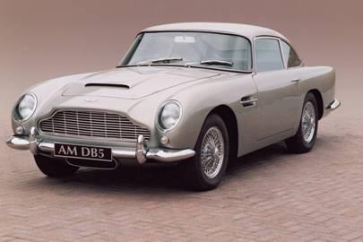 12. Aston Marton DB5