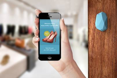 Estimote is one startup already pursuing the standalone iBeacon with an aim of transforming retail
