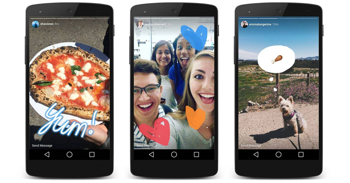 Instagram Stories are now available on the web
