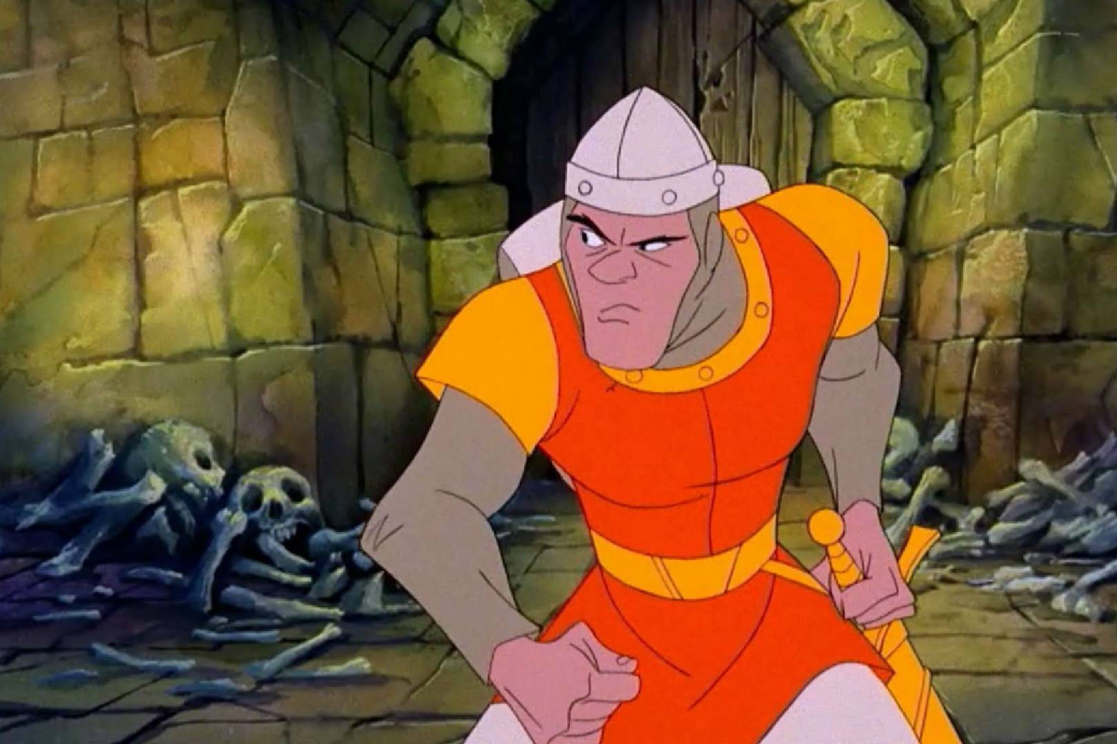 'Dragon's Lair' creators attempt to Kickstart full-length, $70m movie