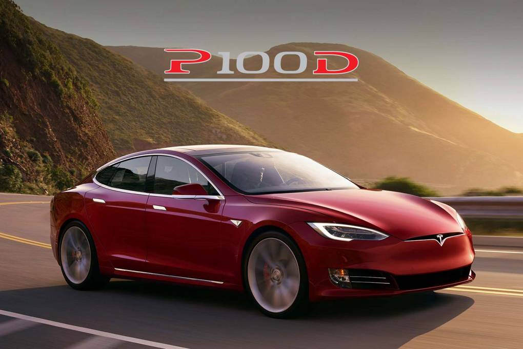 Tesla Model S P100D: range and 0-60mph speed | WIRED UK