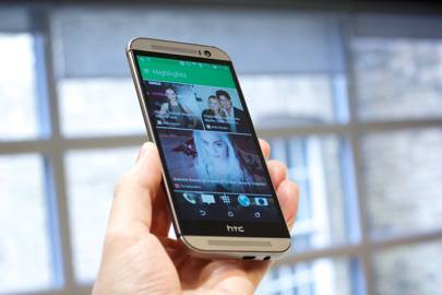 HTC One M8 revealed: hands-on preview