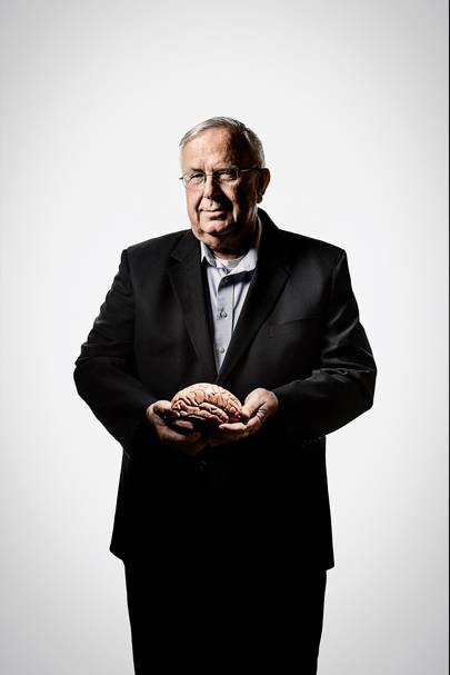 Michael Merzenich, cofounder and CSO of Posit Science, a San Francisco-based firm that creates brain-training and rehabilitation software