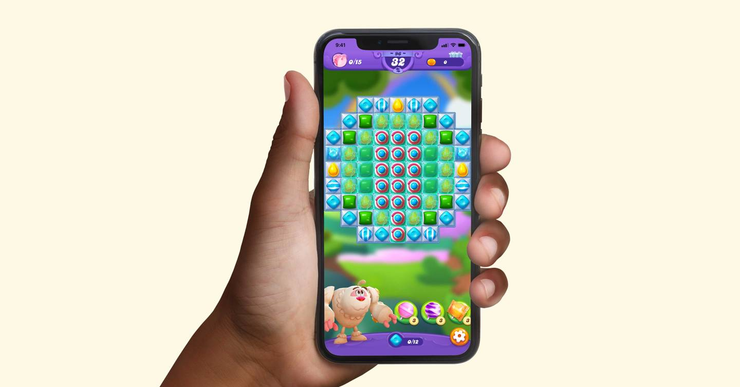 The new Candy Crush Friends is just the beginning of King's 30-year