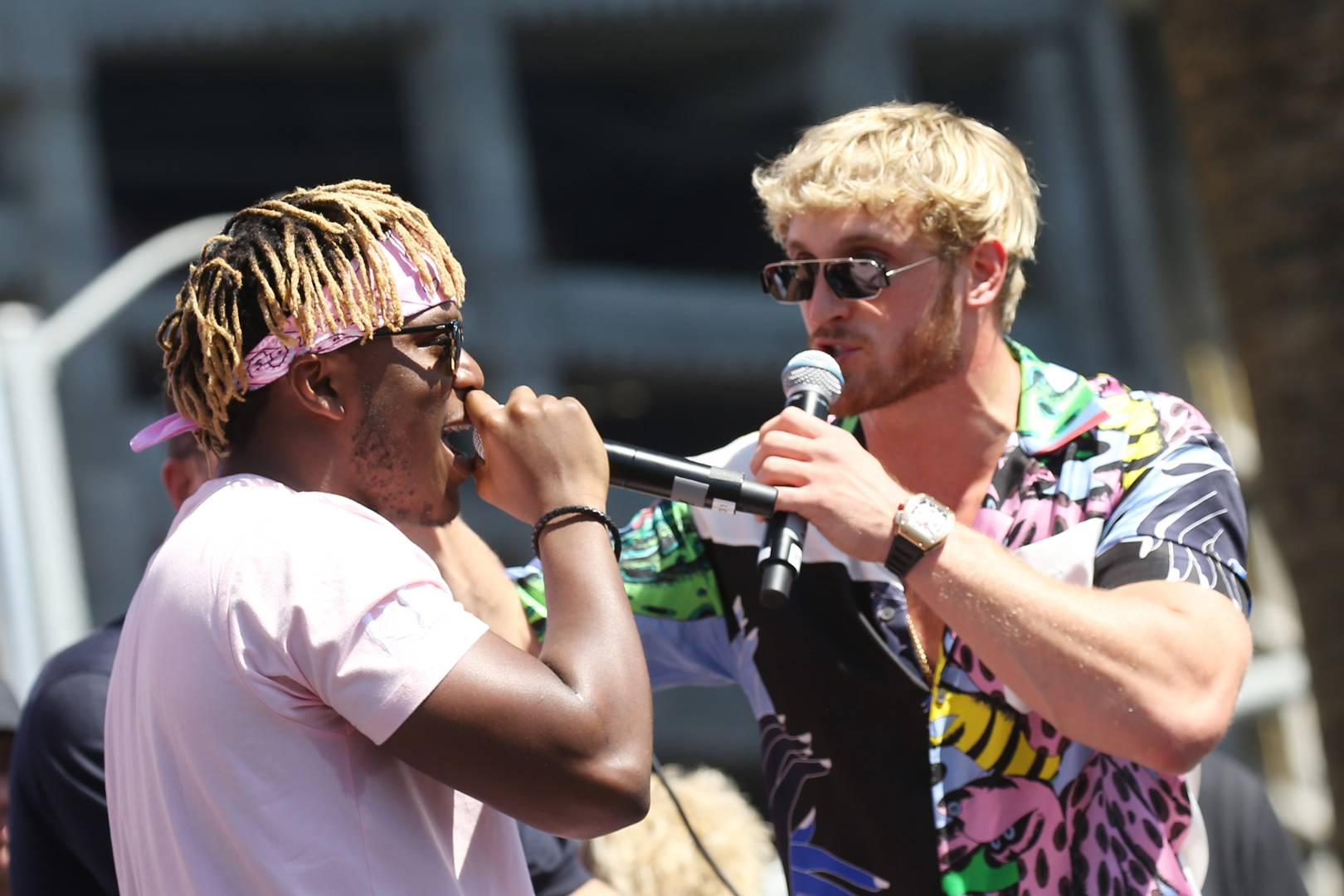 Here's why you should care about the KSI vs Logan Paul rematch