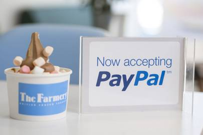 PayPal 'check in' app lets you pay with your face on the UK high street