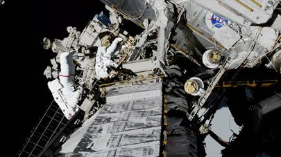 Monday briefing: The first all-women spacewalk crew has repaired the ISS