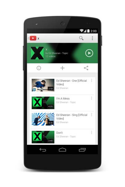 Google announces ad-free YouTube music subscription service
