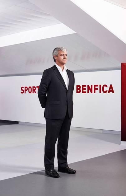 Domingos Soares de Oliveira, S.L. Benfica's CEO