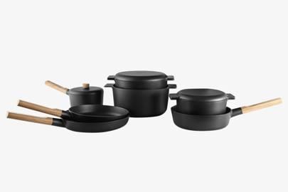 Eva Solo Nordic Kitchen Pan Set
