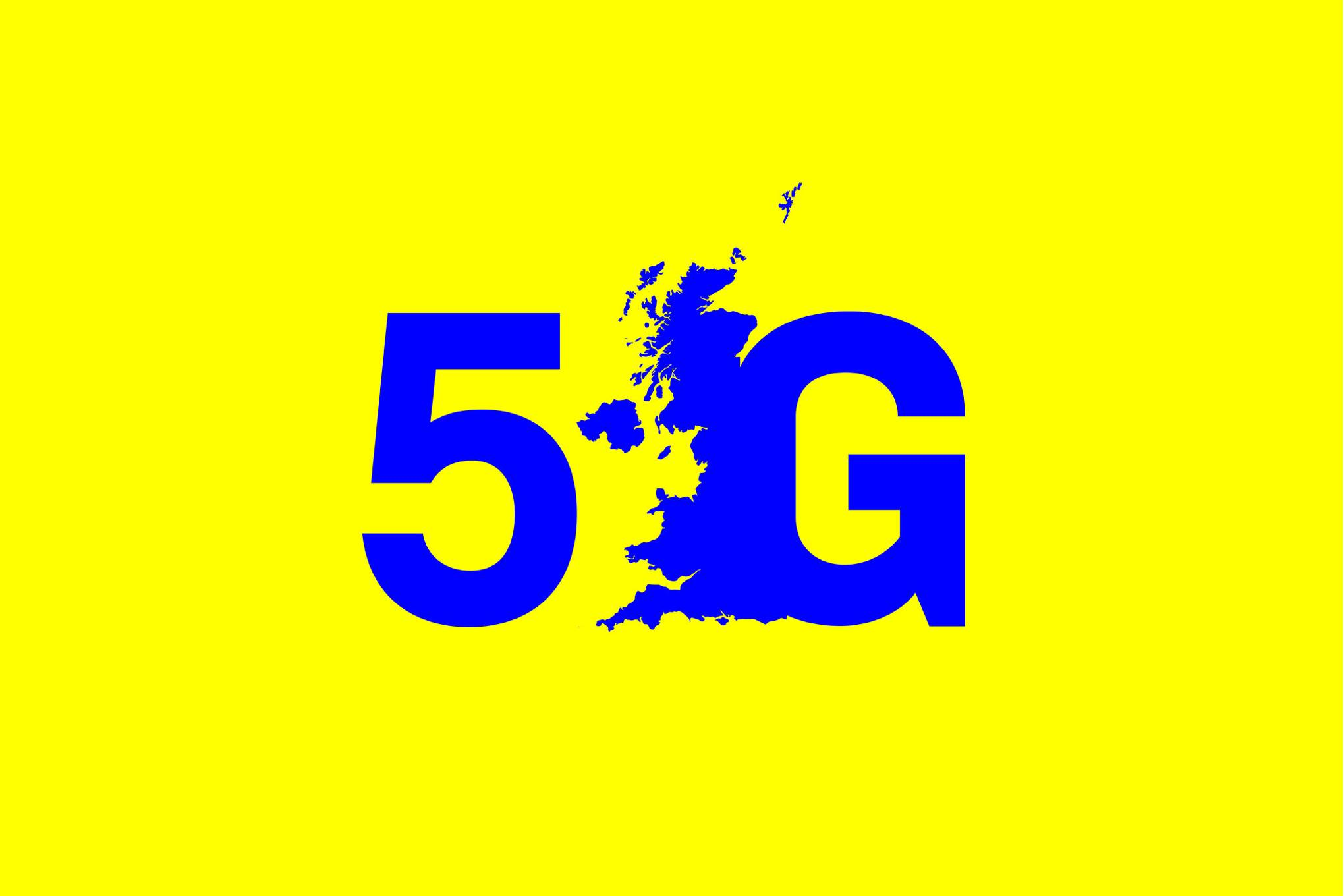 What is 5G and when will it come to the UK? 5G networks