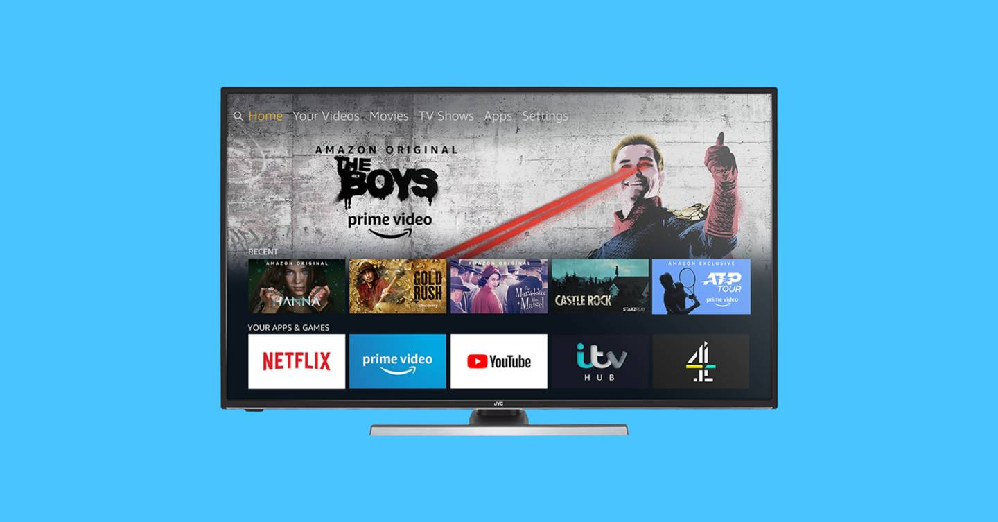 Amazon's next target? Totally dominating your TV viewing - Wired.co.uk thumbnail