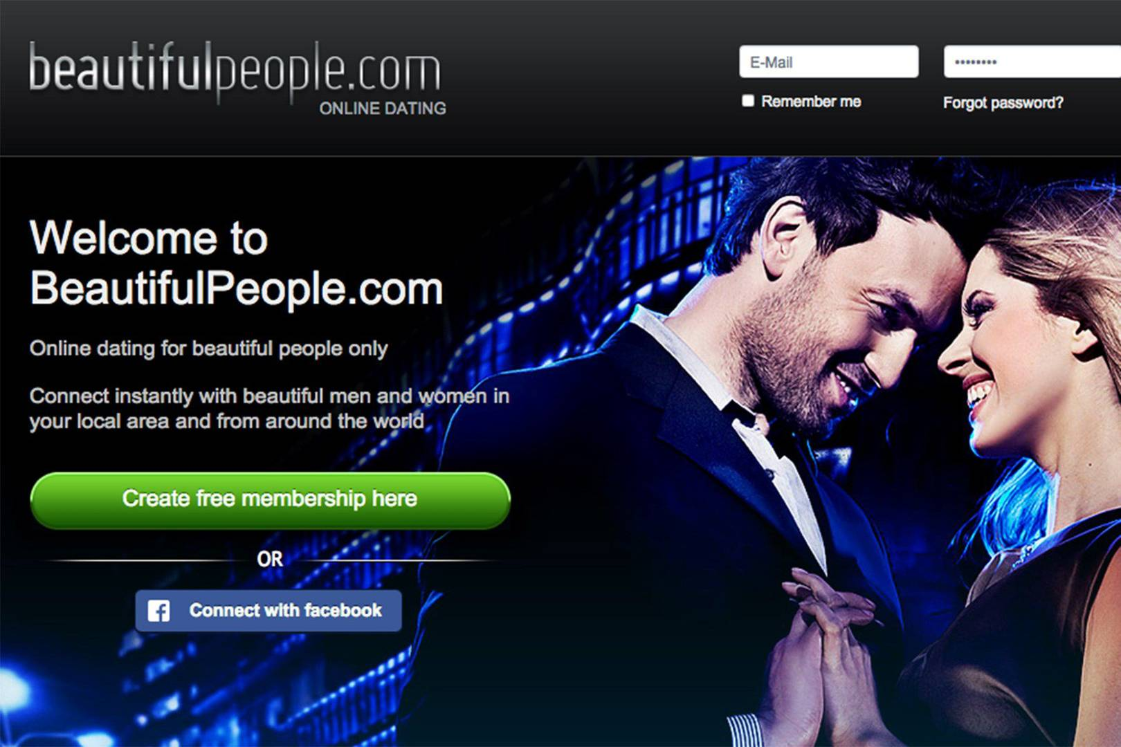 ugly dating site free