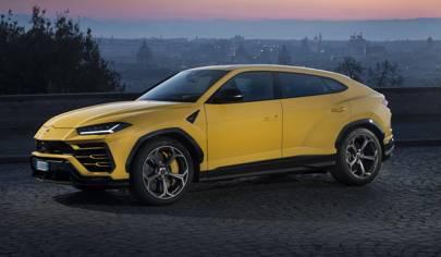 The Lamborghini Urus may just be the perfect all-round car
