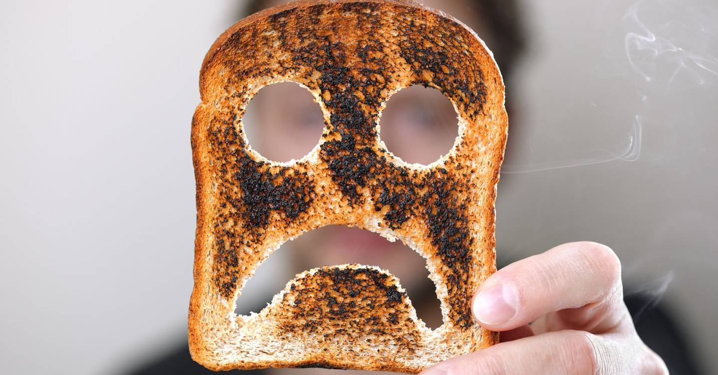 The truth behind claims burnt toast and roast potatoes give you cancer
