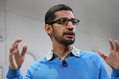 Sundar Pichai new CEO of Google, 'Alphabet' takes broader role