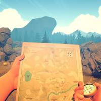 Firewatch How Olly Moss Illustrated The Years Most Beautiful Game