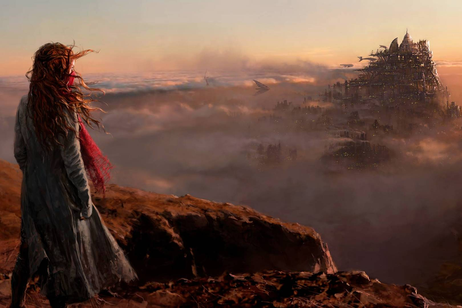 In Peter Jackson's Mortal Engines, London is a killer city