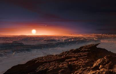 'Proxima B': This new 'Earth like' wet planet may support alien life