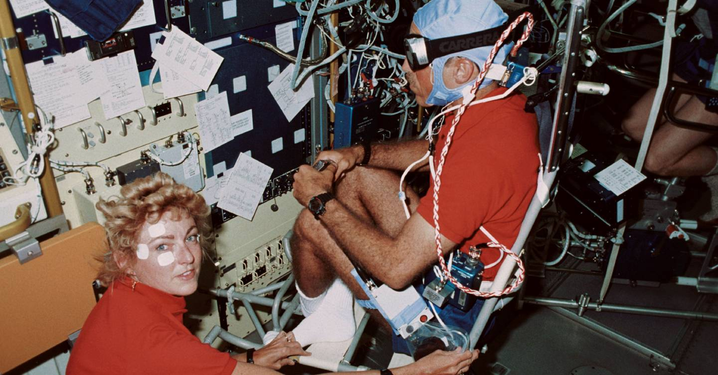What happens when you have a heart attack on the way to Mars?