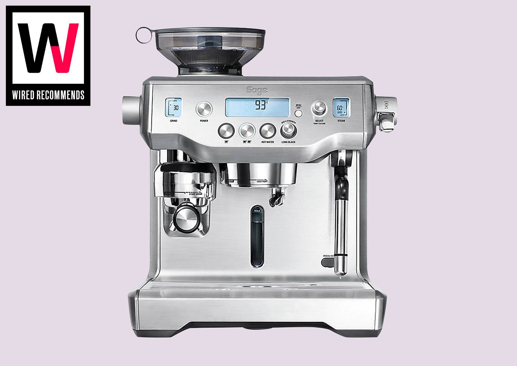 The best coffee machines in 2018 | WIRED UK