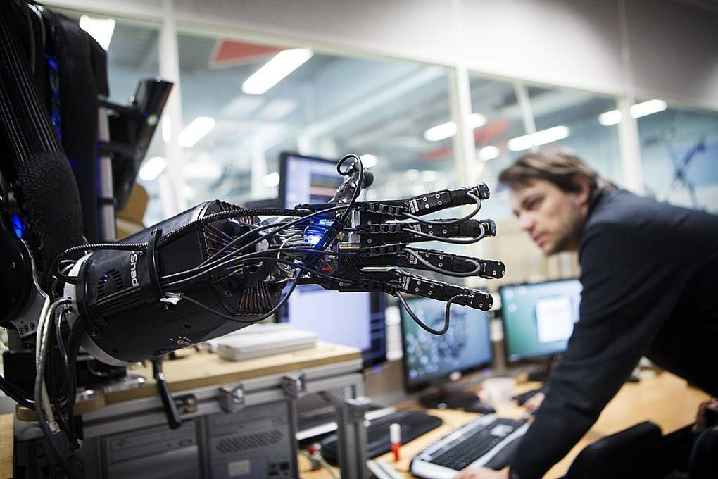 Could we soon 'upgrade' our bodies? Extreme bionics will create modular superhumans