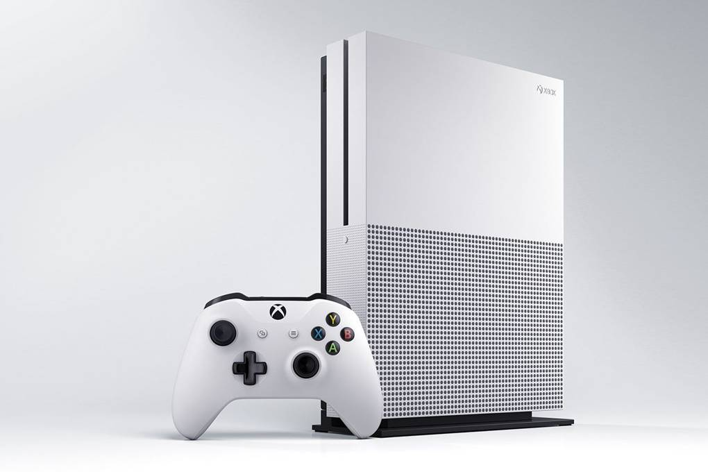Xbox One S review | WIRED UK