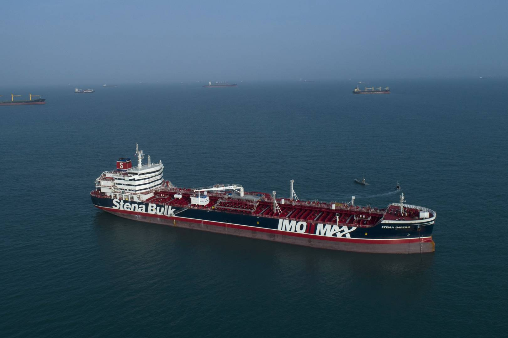 How satellite sleuths cracked the mystery of Iran's tanker