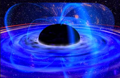 Stephen Hawking's strange law of entropy is making atoms on Earth act like black holes