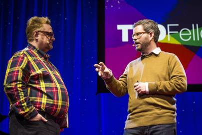 Matt Kenyon (right)