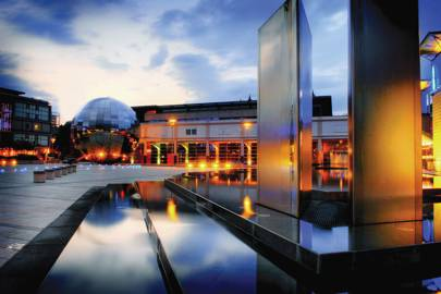 As part of the experiment Bristol's planetarium will be used as a 4K, 3D data visualisation dome